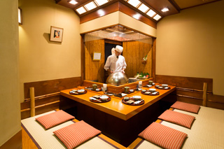 Tokyo Tina's Japanese Private Dining Room
